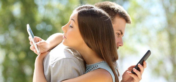 El móvil puede tener la clave de la infidelidad