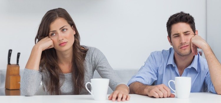 El aburrimiento puede hacer mella en tu relación
