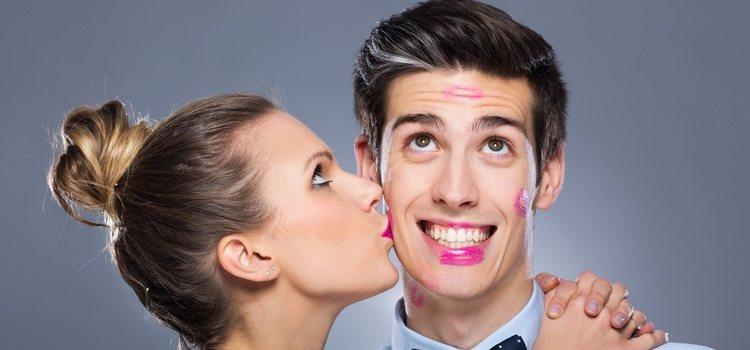 Este tipo de beso se puede dar en distintas parte de la cara de tu pareja