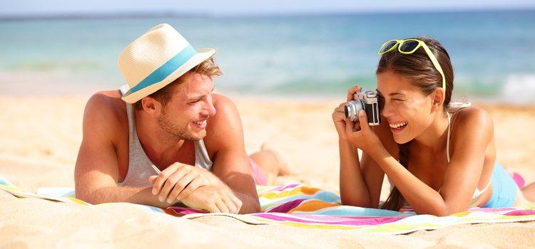 Aprovechar los destinos de playa es un acierto asegurado