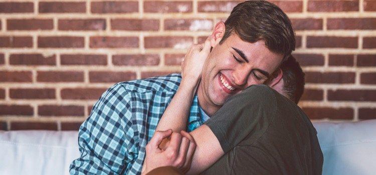 Reírse es imprescindible en la pareja