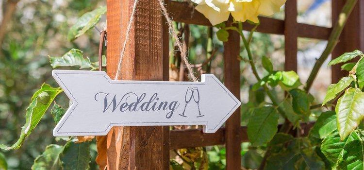 Hay gente que solo por el morbo acude a la boda