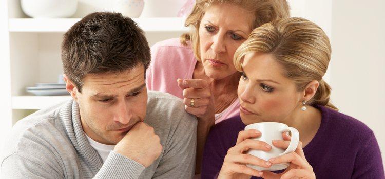 Los suegros pueden ser amigos o enemigos