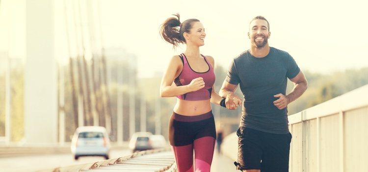 Además de mejorar el clima en pareja, hacer deporte tiene innumerables ventajas físicas