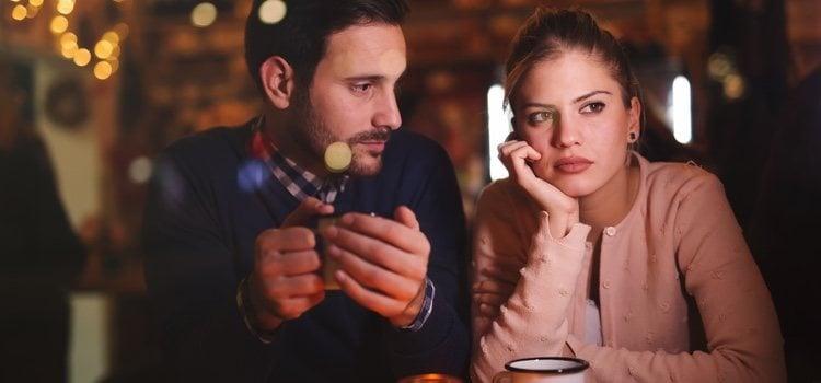 Tienes que disculparte de corazón, entendiendo los sentimientos de tu pareja