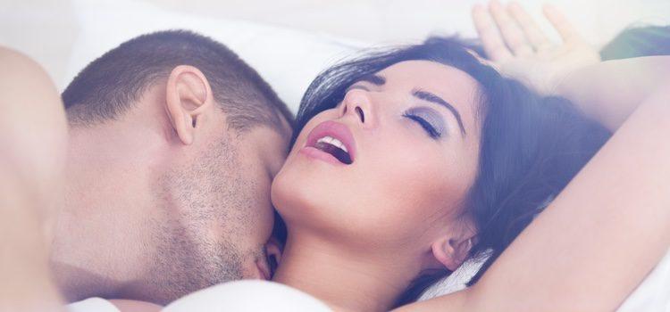 Esta postura da a la mujer un inmenso placer