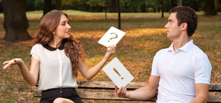 Las mujeres poco a poco van cogiendo el papel principal en la relación