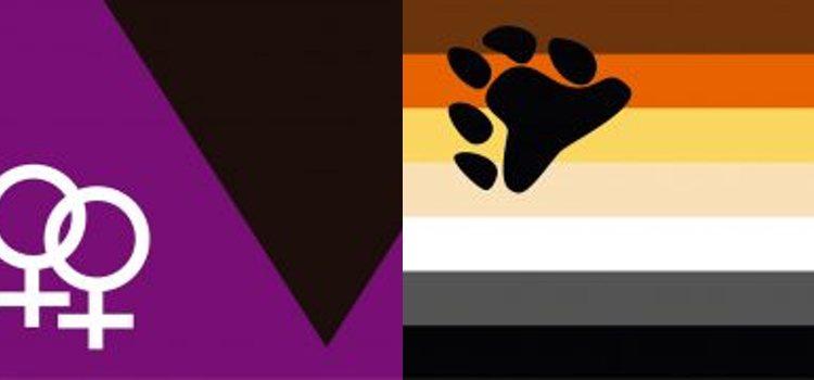 Movimientos lésbico y Orgullo oso