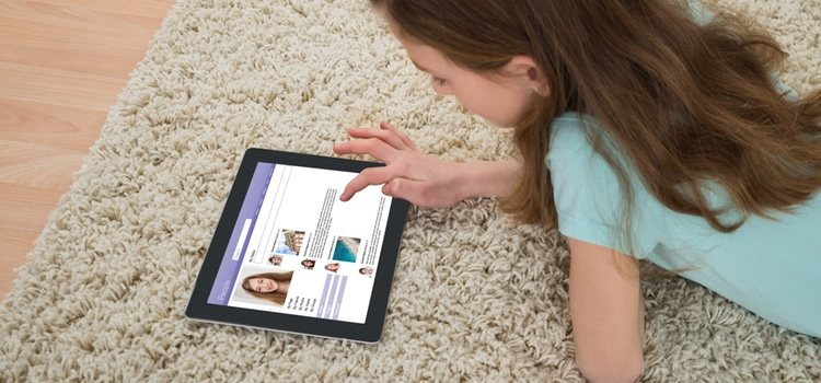 Hay que aconsejar a los más pequeños cómo debe utilizar las redes sociales