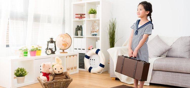 Una opción es la custodia compartida con cambio de domicilio para los hijos