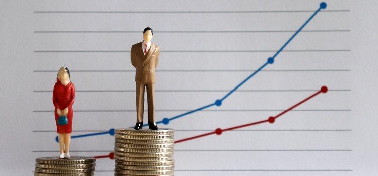 La desigualdad salarial es otro de los obstáculos a los que se enfrentan corrientes como el feminismo
