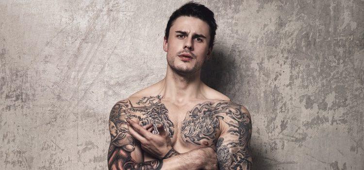 Hoy en día, todo el mundo lleva algún tatuaje en el cuerpo