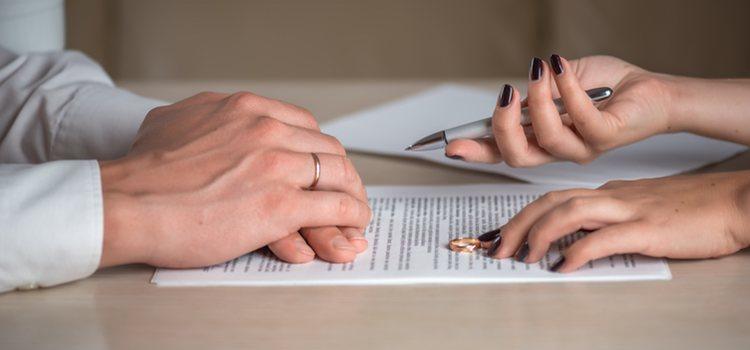 La custodia se deja acordada cuando se formaliza el divorcio