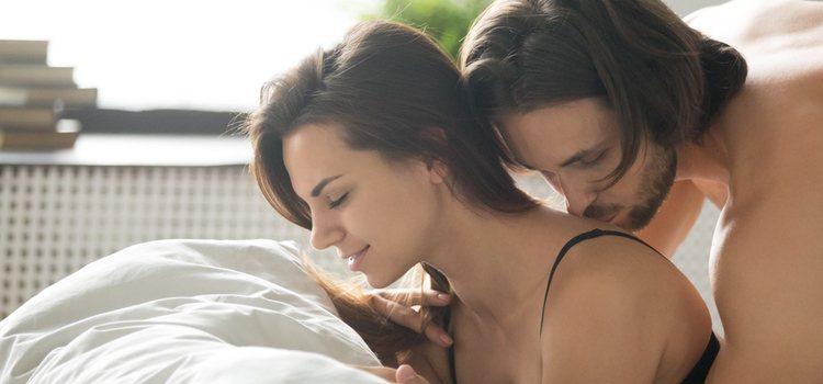 Los besos suele ser algo espontánea y que denotan pasión por la otra persona