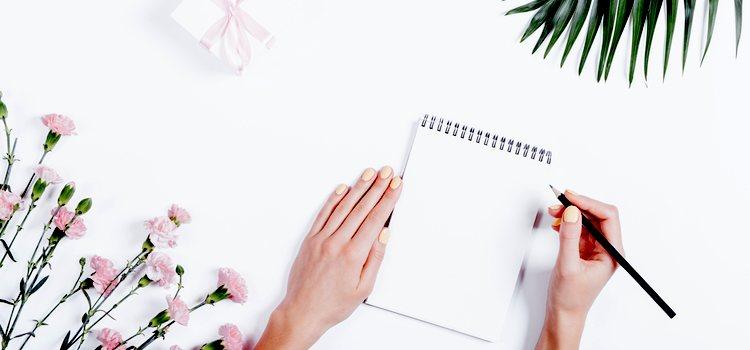 La carta permite tiempo para pensar bien qué se quiere decir y para rectificar las veces que se quiera
