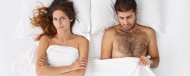 Hay muchos factores que influeyen a la hora de disfrutar del sexo