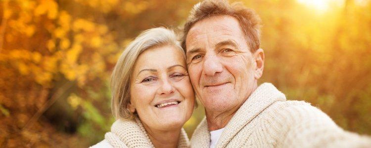 Volver a enamorarte es una experiencia preciosa tengas la edad que tengas
