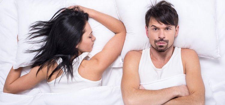 Las parejas o personas que conviven con el afectado son lo que se dan cuenta de este trastorno