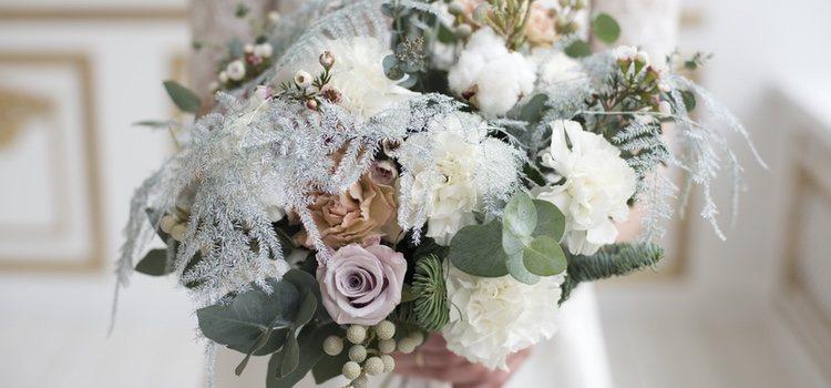 Hay muchos detalles que conocer cuando la boda es celebrada en invierno