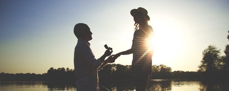 Pedir la mano de alguien es un momento que se queda grabado en la mente