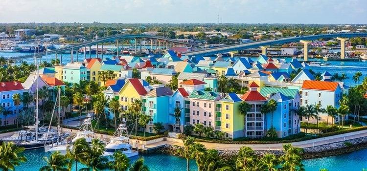 Viajar a Nassau, capital de las Bahamas, es viajar al paraíso