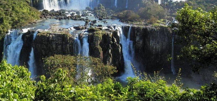 Estas cataratas están consideradas como una de las Siete Maravillas del Mundo