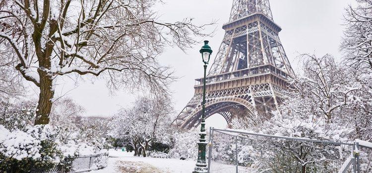París es una de esas ciudades que gana encanto en Navidad