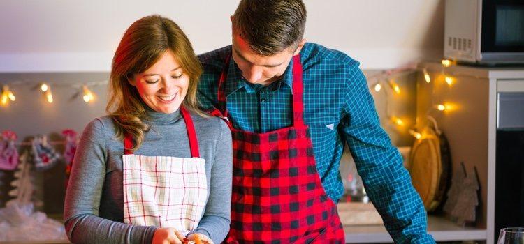 Cocinar estimula la creatividad y hará que vuestras mentes se despejen por completo