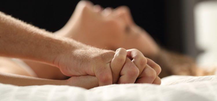 Los juguetes sexuales pueden hacer los orgasmos más intensos