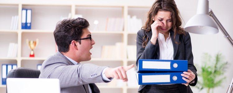 Por ser mujer se considera que tu trabajo y tu cargo es menor que el de los hombres