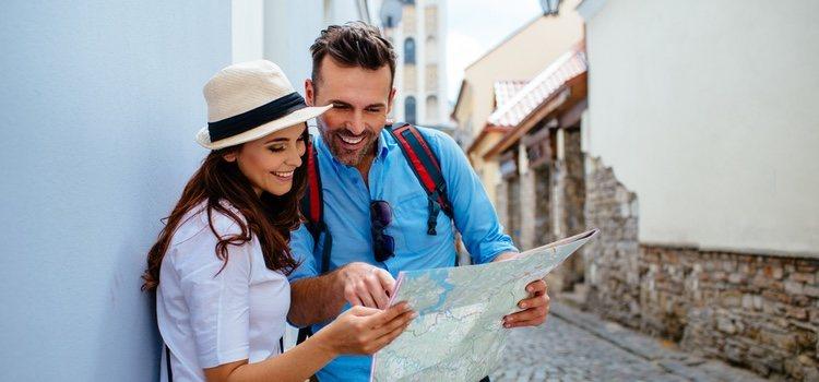 Hay que conocer los gustos de la pareja para planear bien el viaje