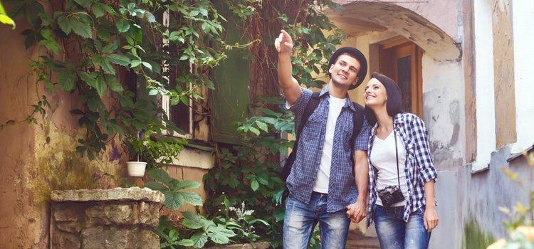 La convivencia durante el viaje pueden enseñarte mucho sobre tu pareja