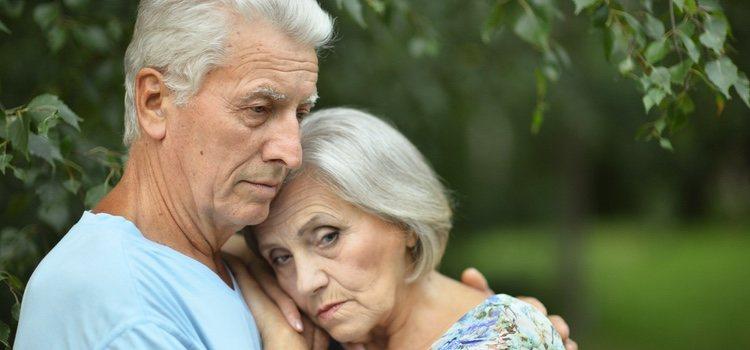 Hay muchos motivos psicológicos detrás de la negativa de divorcio en la vejez