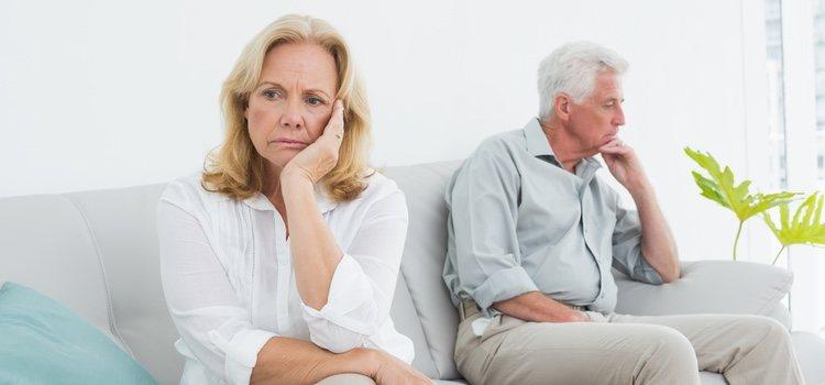 Muchas parejas de ancianos no ven con buenos ojos el divorcio por sus creencias