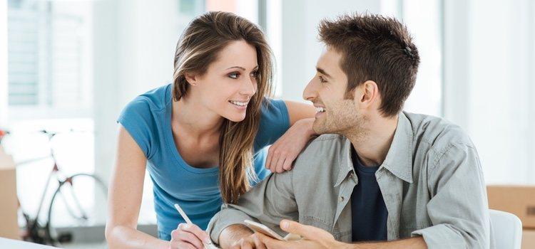 Exponer todos los bienes de cada miembro de la pareja