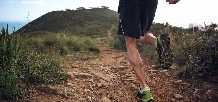 Puedes hacer un running ligero o empezar a andar más