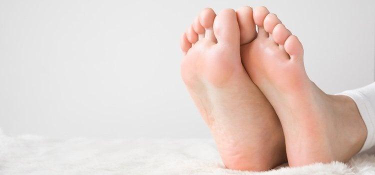 Los pies son la parte que más destaca en este tipo de filia sexual