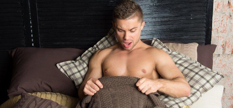 El frío es el causante de que el miembro viril se reduzca para protegerse