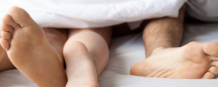 Sexo con persona desconocida