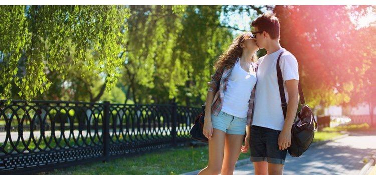 Existen momentos en nuestra vida que no olvidaremos nunca, como el primer beso