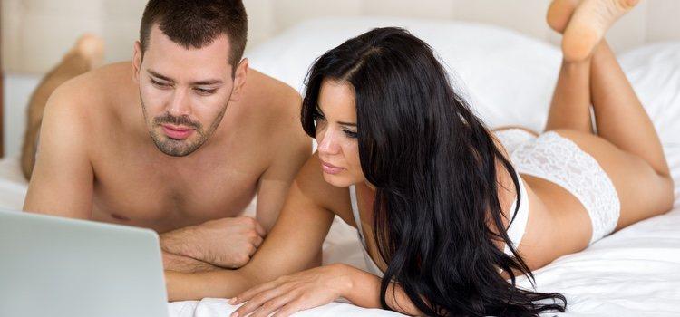 En las web porno hay una gran carencia de contenido dedicado al disfrute de la mujer