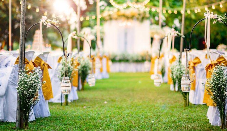 Cada vez se realizan mas bodas en sitios menos convencionales