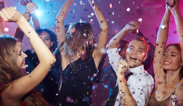 La música y el baile son una de las partes más importantes de las bodas