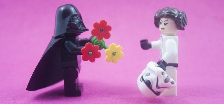 Existe una infinidad de productos que utilizar durante las relaciones sexuales relacionados con 'Star Wars'