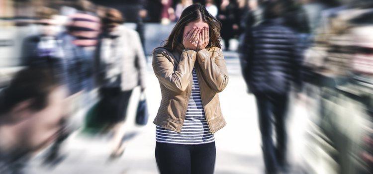 La persona que sufre hipersexualidad tiende a avergonzarse de sus actos