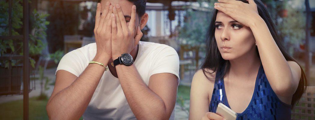 Errores de las mujeres al iniciar una relación