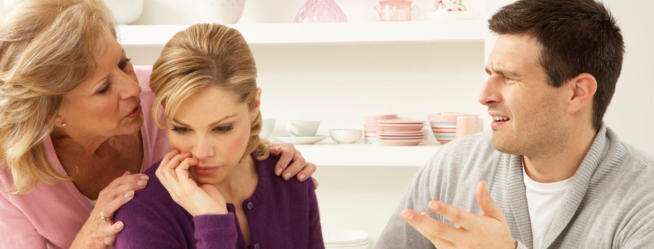Llevarse bien con tu suegra sí es posible