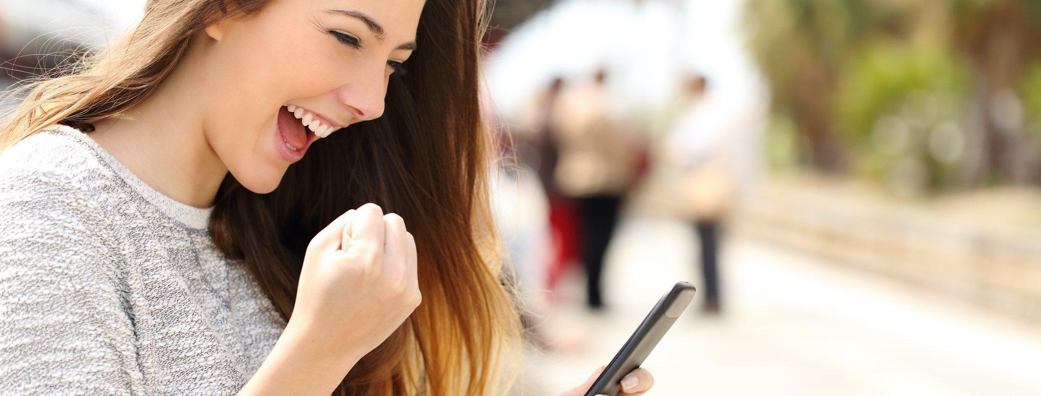 Ligar desde el móvil: Aplicaciones para heterosexuales
