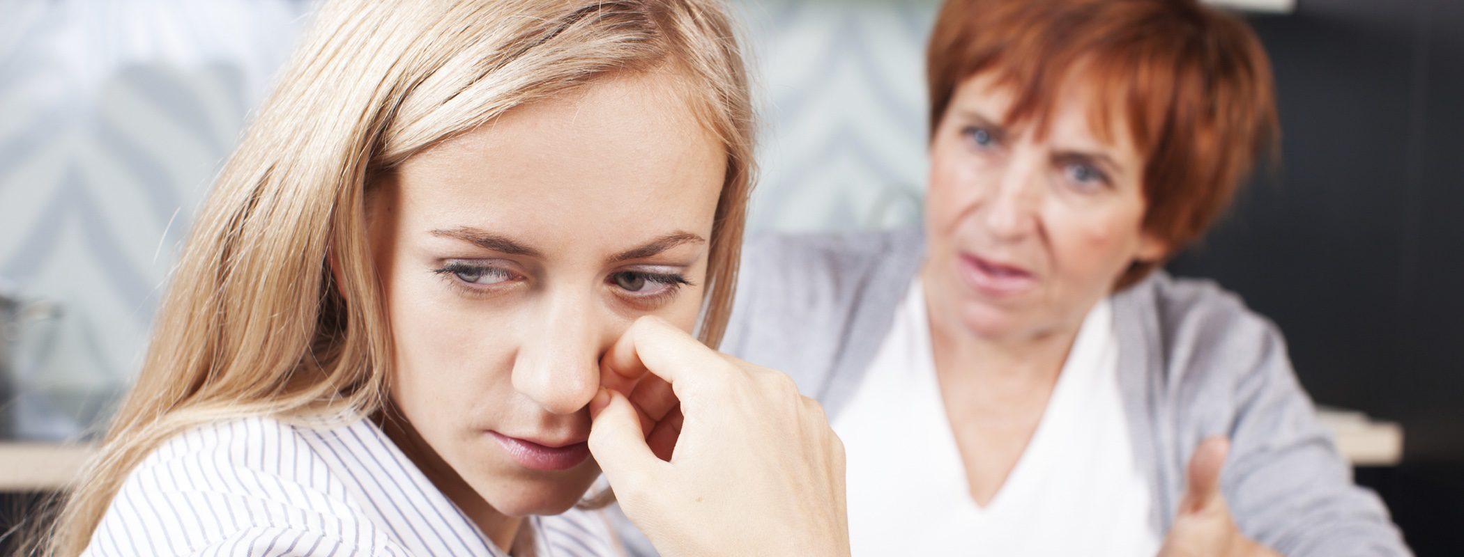 No soporto a mi suegra, ¿qué puedo hacer?