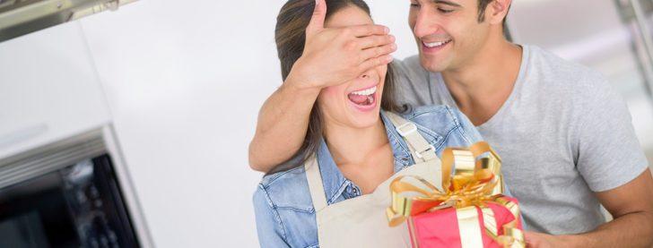 Primer San Valentín como casados